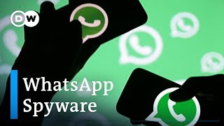 What's behind the WhatsApp Spyware Hack? | DW News