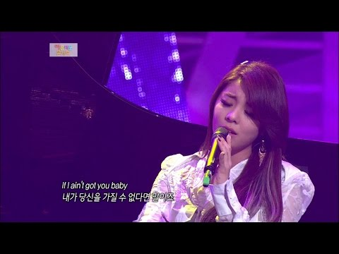 【TVPP】Ailee - If I Ain't Got You, 에일리 - If I Ain't Got You @ Beautiful Concert Live