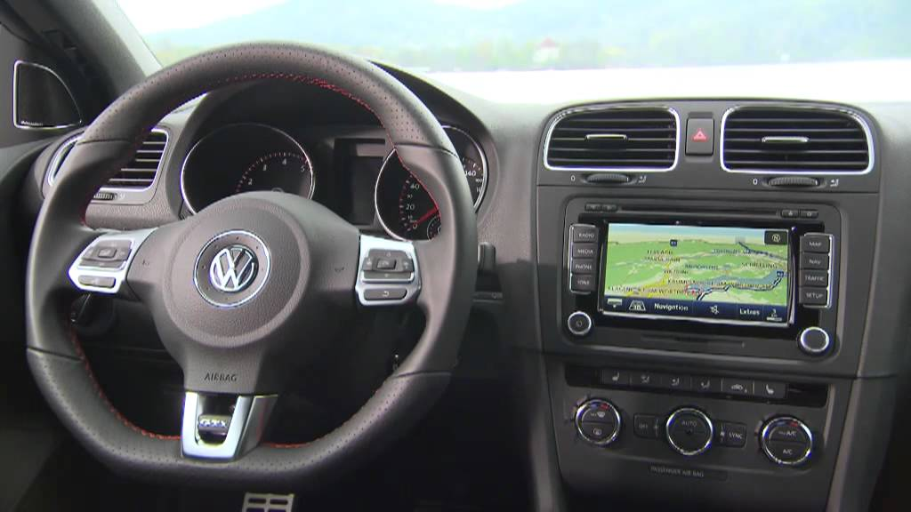 VW Golf GTI Cabrio Interior YouTube - 2013 volkswagen golf gti interior