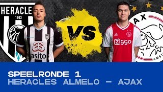 EDIVISIE | Poule A - Heracles Almelo - Ajax