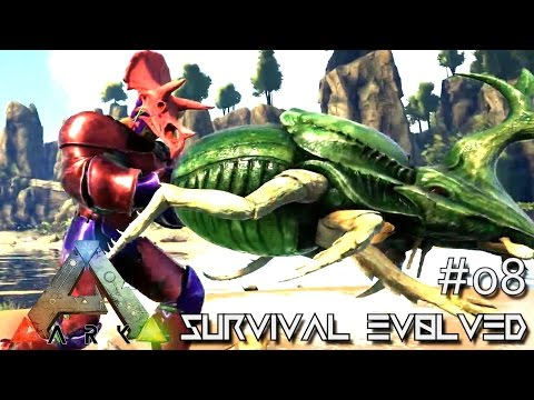 ARK: Survival Evolved - 200+ DUNG BEETLE & KIBBLE FARM !!! - SEASON 4 [S4 E08] (Center Map Gameplay)