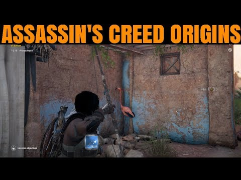 Assassin's Creed Origins - Flamingo Kill