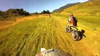 2016 Old Thumpers Highlights, vintage motorcross