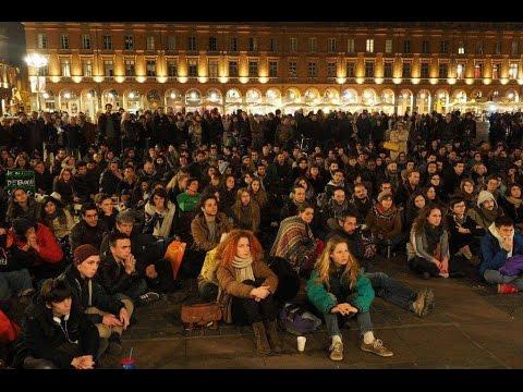 Pierre Lévy: Nuit debout - Die Aufrechten der Nacht