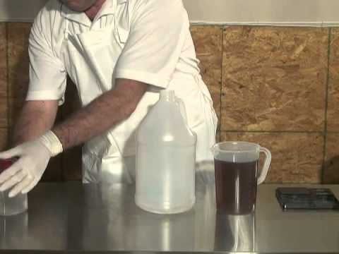 How to make BioDiesel at home.