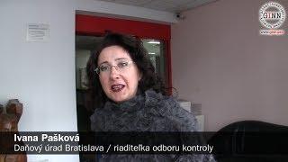 Ivana Pašková: Tu nie sme v Show Jána Krausa, pán Daňo!
