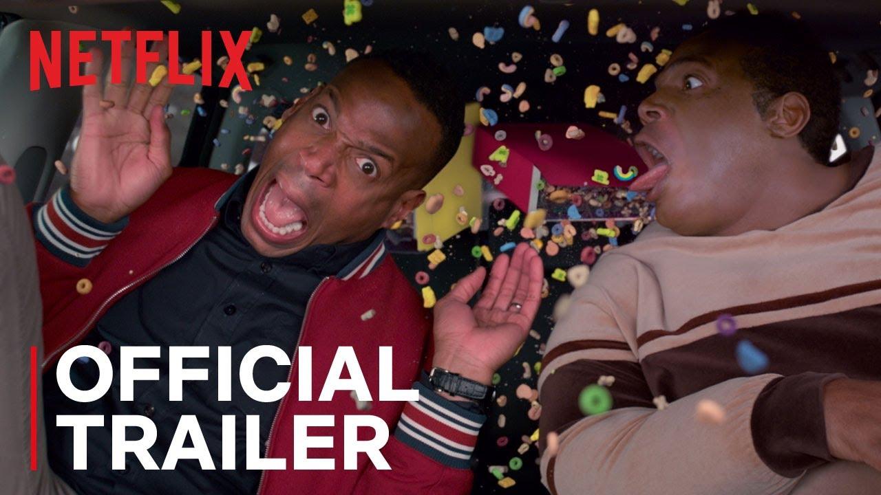 De Wayans Brothers zijn terug met Sextuplets trailer op Netflix België