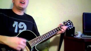 Виталик Мясников Уроки игры на гитаре.Ange