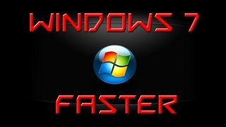 • How To Optimize Windows 7 For Gaming •