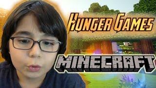 Minecraft HUNGER GAMES Baran Kadir Tekin ( V52 )