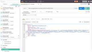 Learn how to check and work with responses in the postman api response viewer. more about at - https://getpostman.com