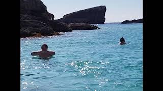 #Malta (Comino island )# 지중해의 …