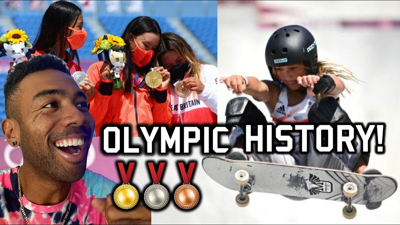 Sakura Yosozumi Wins Women's Park Skateboarding; Sky Brown ...