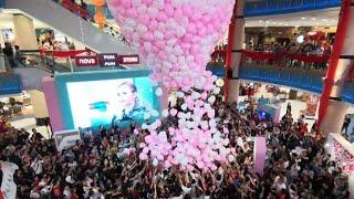 Eternal Love With Balloon Drop By HUAWEI Malaysia @Sunway Pyramid 14/2/2019]