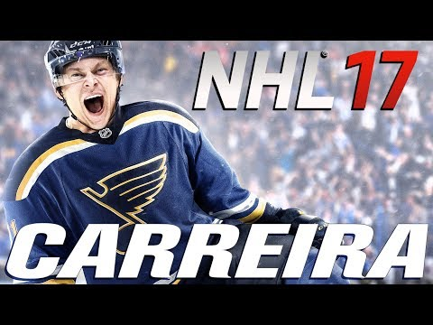 NASCE UMA LENDA | NHL 17: Be A PRO | Gameplay Playthrough #1