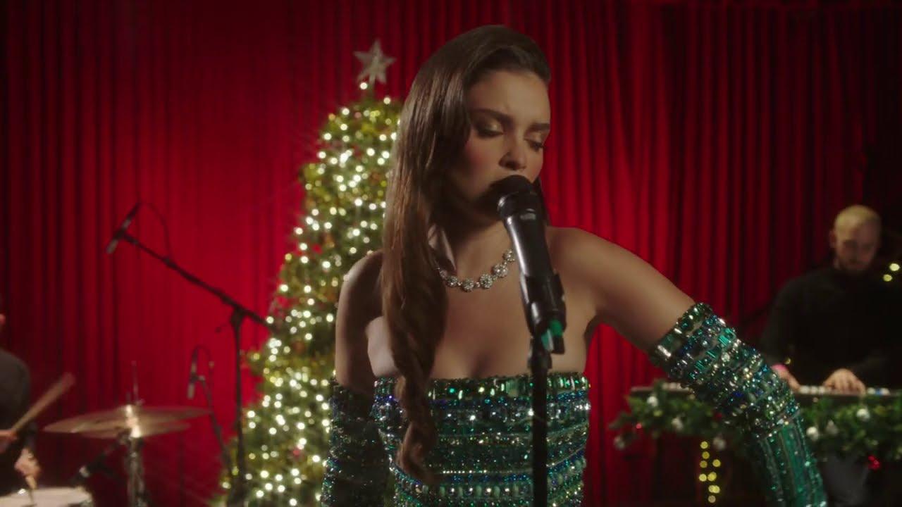 Sabrina Claudio - Warm December on Jimmy Kimmel Live
