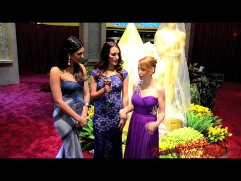 Red Carpet Report Team Coverage of the 86th Academy Awards Red Carpet #Oscars #FunFacts