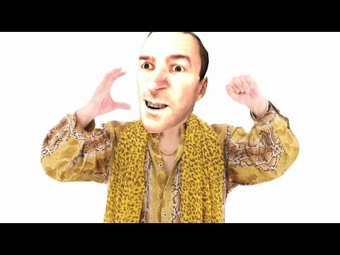 PPAP Pen Pineapple Apple Pen IN GMOD