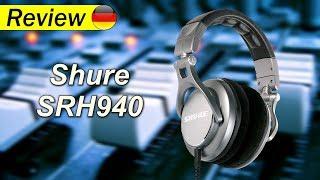 Shure SRH940 (DEU/GER)