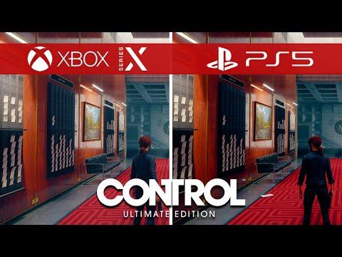 Control Ultimate Edition Comparison – Xbox Series X vs PS5 vs Xbox Series S vs Xbox One X vs PS4 Pro