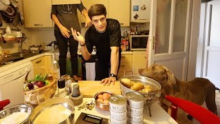 Luicetta delle polpette fritte indiane