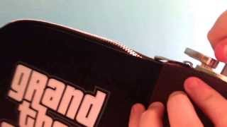 GTA V Deposit Bag and COD Ghosts Unboxing