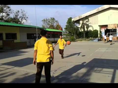 วิธีการเล่นบาสเกตบอล