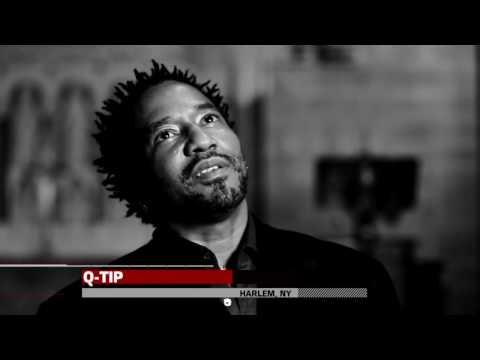 Q-Tip defines #BlackExcellence