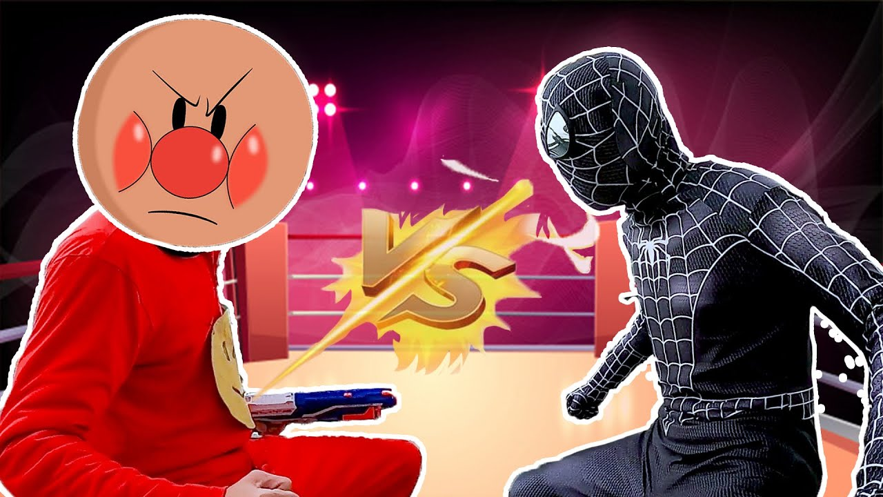 アンパンマンおかしい Anpanman vs venom 4