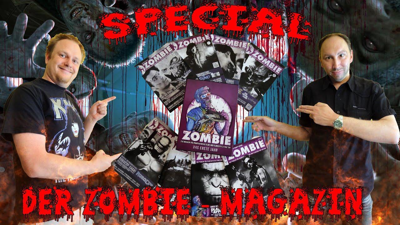 Der Zombie Magazin