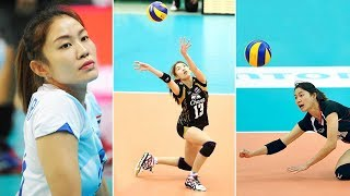 Best Volleyball Actions by NOOTSARA TOMKOM (นุศรา ต้อมคำ) | Best SETTER | World Grand Prix 2017