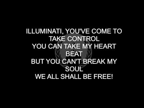 illuminati song - Anonymous (Lyrics on screen)