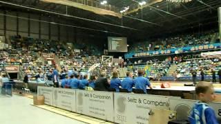 Einlauf Hautnah!!! Game 4 Frankfurt Skyliners vs Eisbären Bremerhaven italians79
