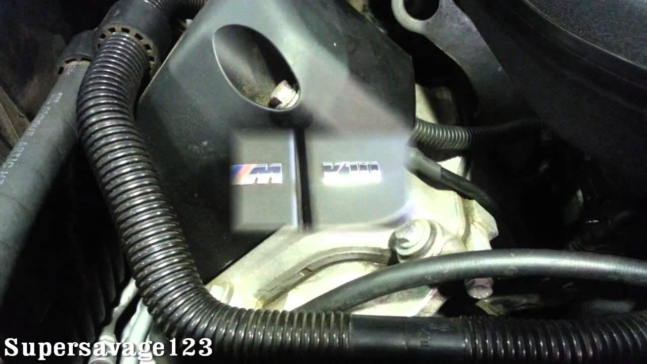 BMW v10 vanos knock - Video - ViLOOK