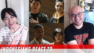 INDONESIANS REACT TO One Sweet Day - Cover by Khel, Bugoy, and Daryl Ong feat. Katrina Velarde