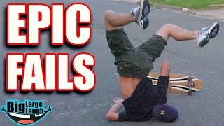 😂 STUPID PEOPLE WANT TO GET HURT 😂 Ultimate Funny Fails 2019 | Funny Compilation