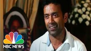 Grieving Father Found Daughter, Wife Inside Bombed Sri Lanka Church | NBC News