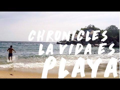 "Ep.4 ""La Vida es Playa"" (Colombia) - Don't Skip El Salvador Chronicles"