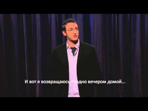 Дэн Содер про русский акцент