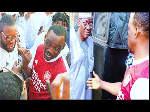 Download See What Pasuma Did When Imam snubs His handshake As He Shut Down Koko Zaria's Hotel Worth N500M