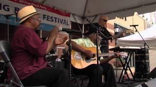 Warner Williams  Silver Spring Blues Festival 2015