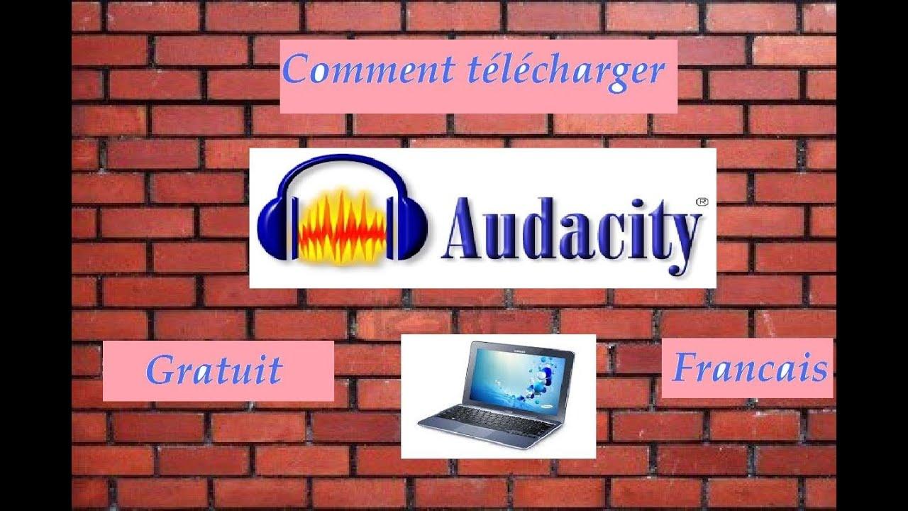 GRATUITEMENT MONTAGE LOGICIEL GRATUIT DE TÉLÉCHARGER MP3 AUDACITY AUDIO