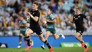 Bledisloe Three Highlights: Wallabies vs All Blacks