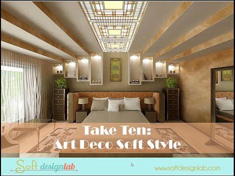 Take Ten: Art Deco Soft Style