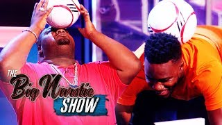 Narstie and Mo's Keepy Up Challenge | The Big Narstie Show