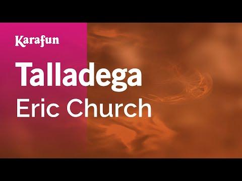 Karaoke Talladega - Eric Church *