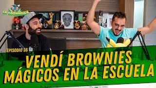 La cotorrisa - Episodio 36 - Vendí brownies mágicos en la escuela