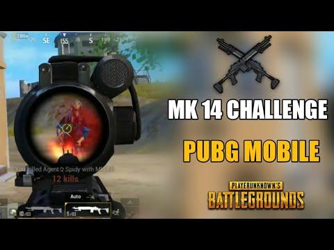 Pubg Mobile Mk14 Beast Gun Challenge ! Pubg Mobile Hindi Gameplay
