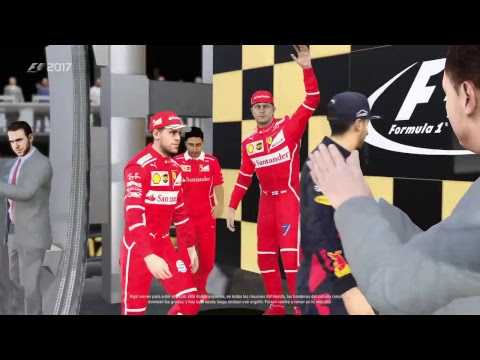 F1 2017 (PS4) - EVENTO MONZA (KIMI RAIKKONEN)