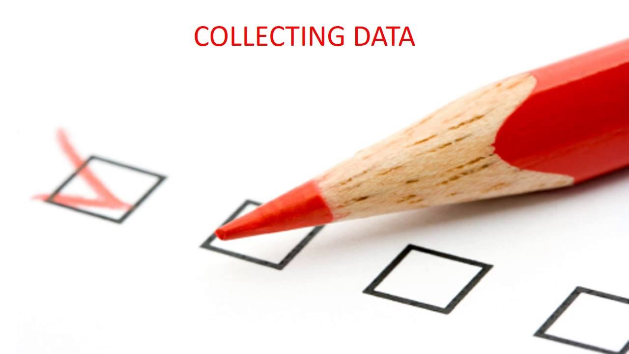 What is involved in collecting data – six steps to success